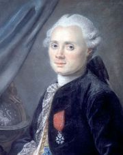 Charles Messier, ca. 1770
