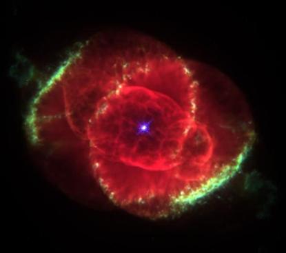 NGC 6543 (Cat's Eye Nebula)